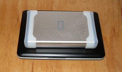e1210 vs. externe Festplatte